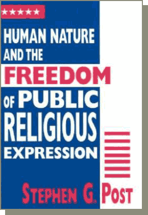 Book: Human Nature and the Freedom of Public Religious Expression