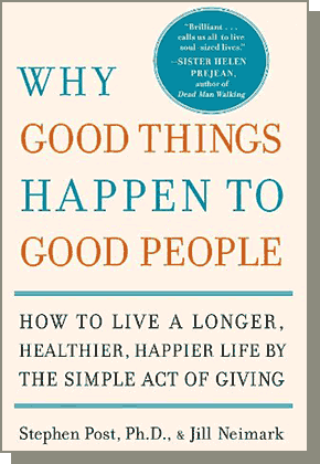 Book: Why Good Things Happen to Good People
