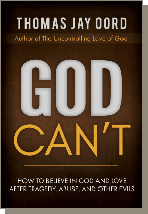 Book cover: God Can't