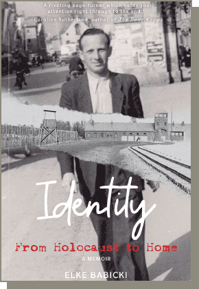 Book - Identity: From Holocaust to Home