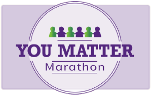 You Matter Marathon logo