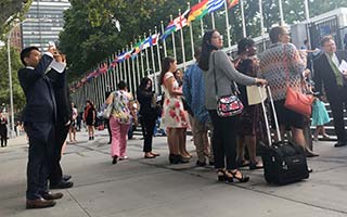 Photo: UN Youth Day